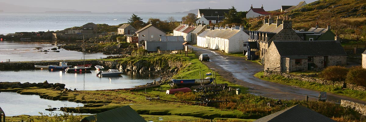 Arinagour, the Isle of Coll